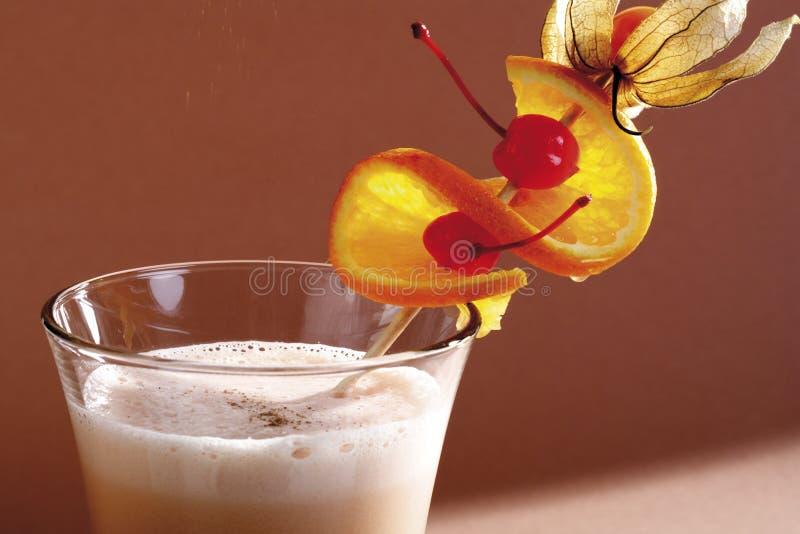 Cocktail do perfurador do plantador, close-up imagem de stock