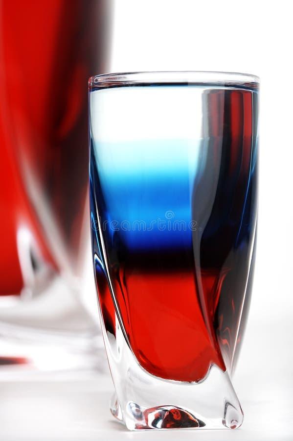Cocktail do russo imagens de stock