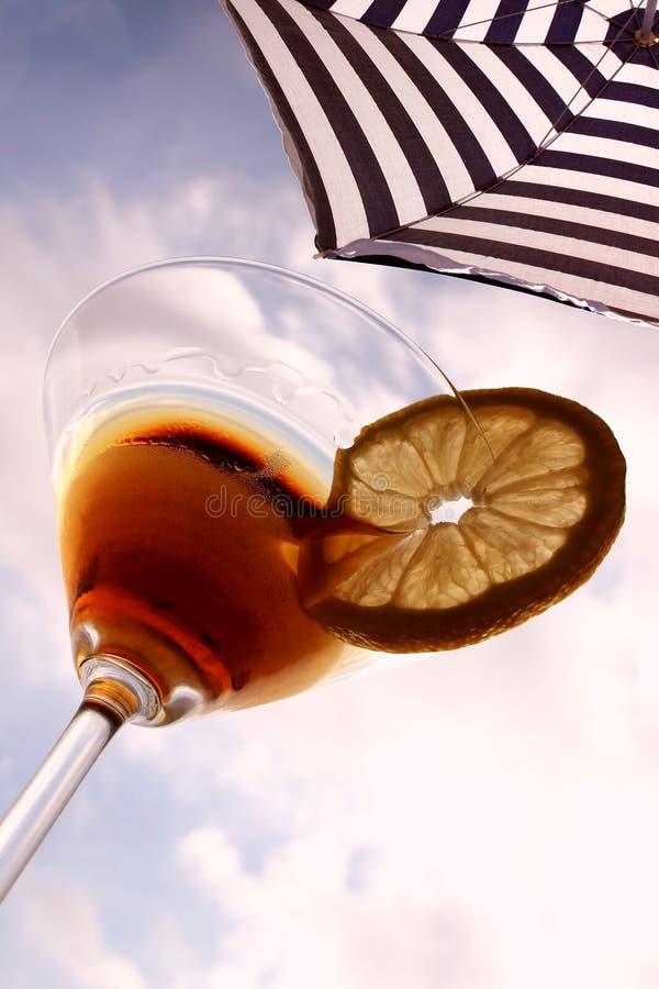 Cocktail do verão fotos de stock