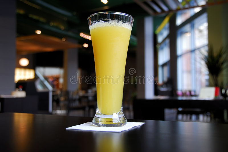 Cocktail drink stock image