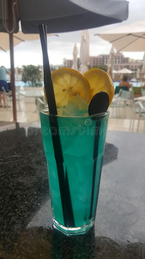 Cocktail du jour photographie stock libre de droits