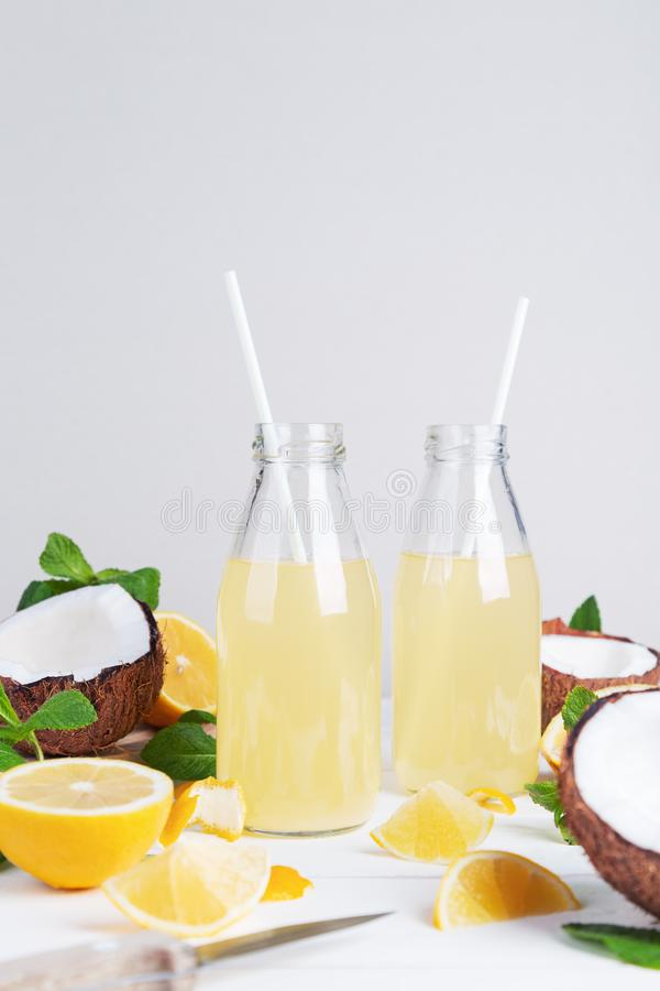 Cocktail frais d'été photo libre de droits