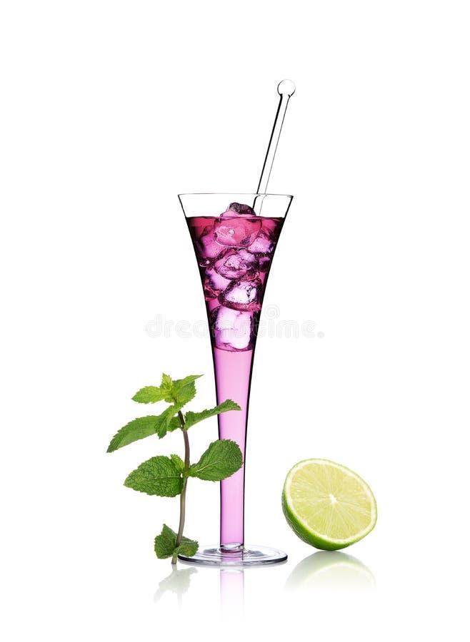 Cocktail fresco fotografia stock