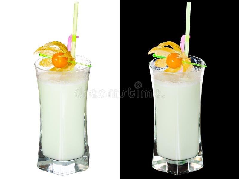 Cocktail Frio Foto de Stock