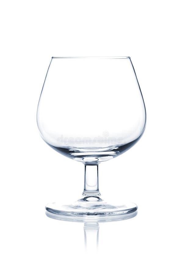 Cocktail-Glasansammlung - Kognak-Ballon stockfoto