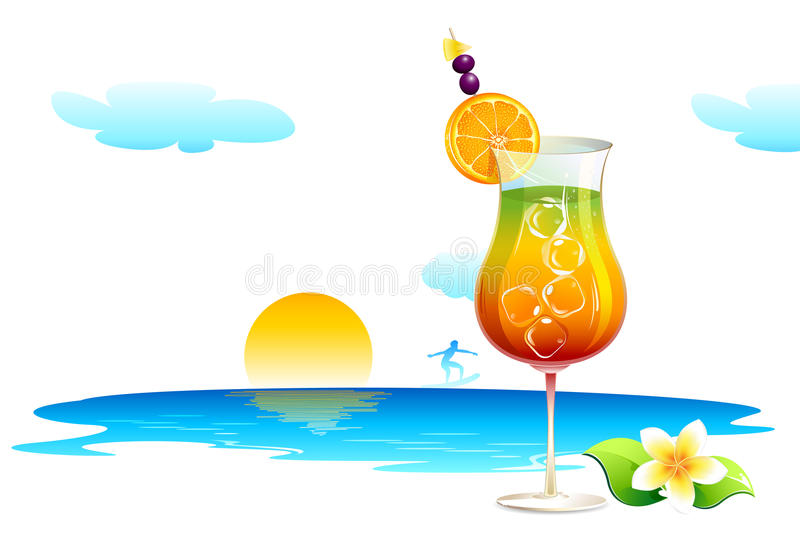 Download Cocktail Glass Royalty Free Stock Image - Image: 21592086