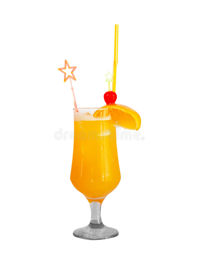 Cocktail isolated stock photos