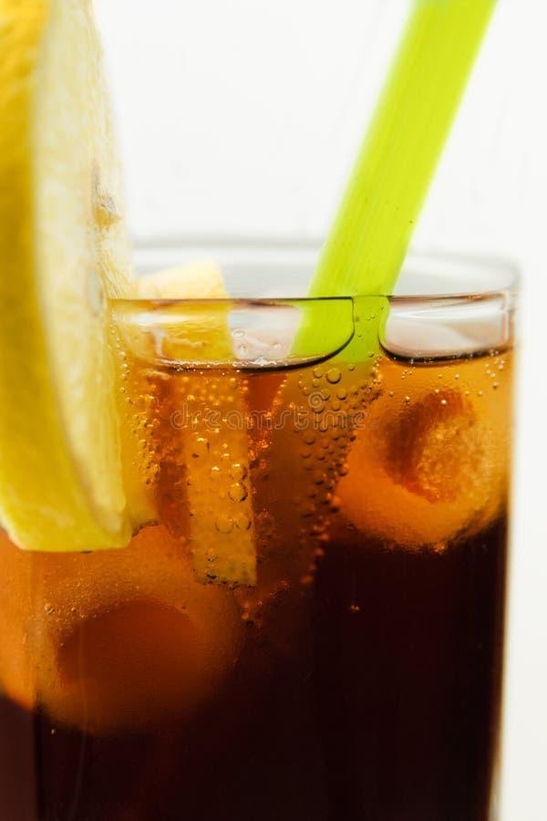 Cocktail - Kuba Libre stockbilder