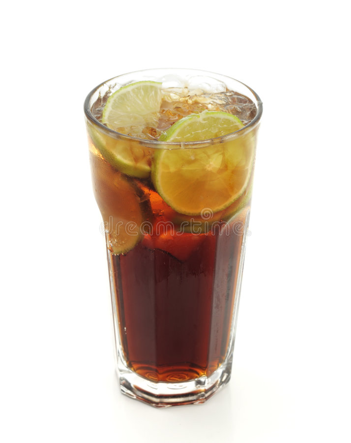 Cocktail - Lange Eiland Bevroren Thee stock foto's
