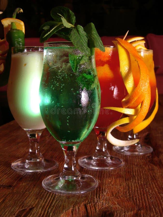 Cocktail mexicanos imagens de stock