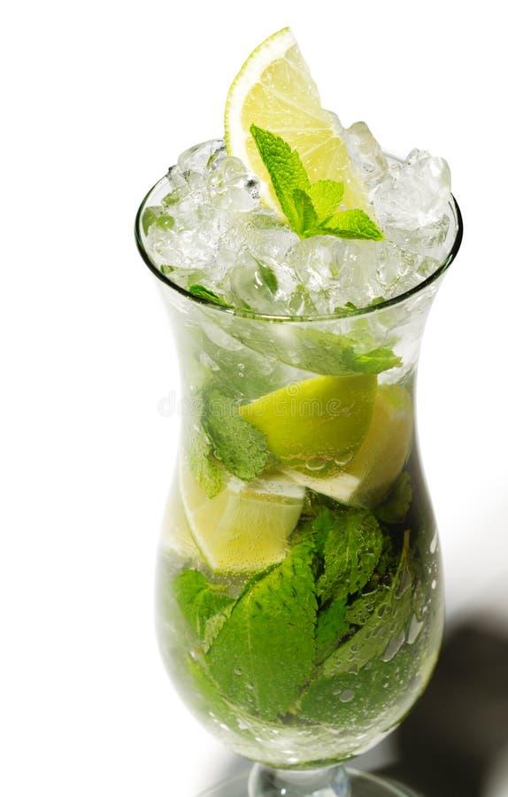 Cocktail - Mojito stockfotografie
