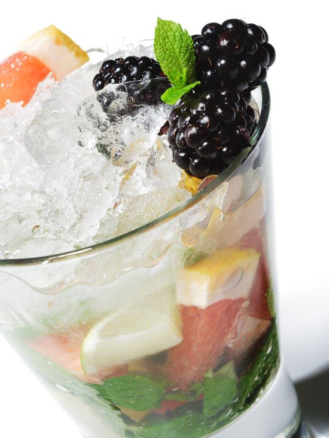 Cocktail - Mojito lizenzfreie stockfotos