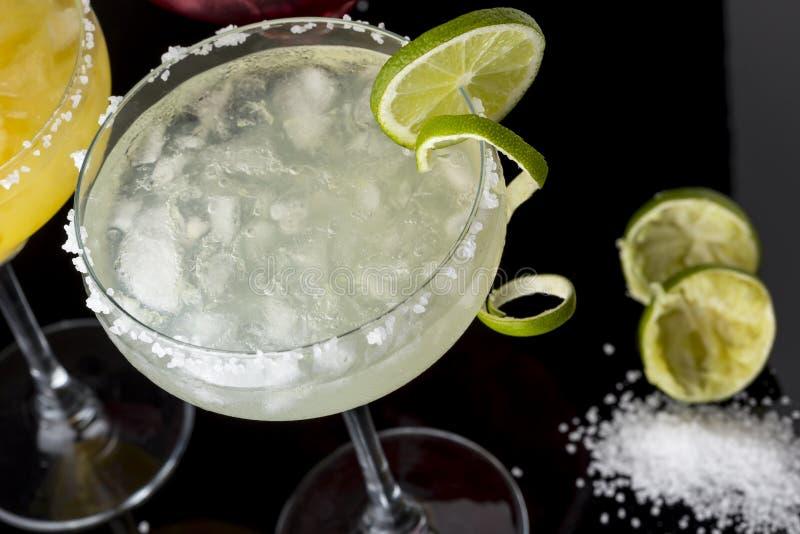 Cocktail original de margarita photographie stock libre de droits