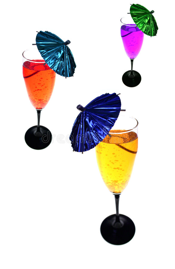 Cocktail party stock afbeelding