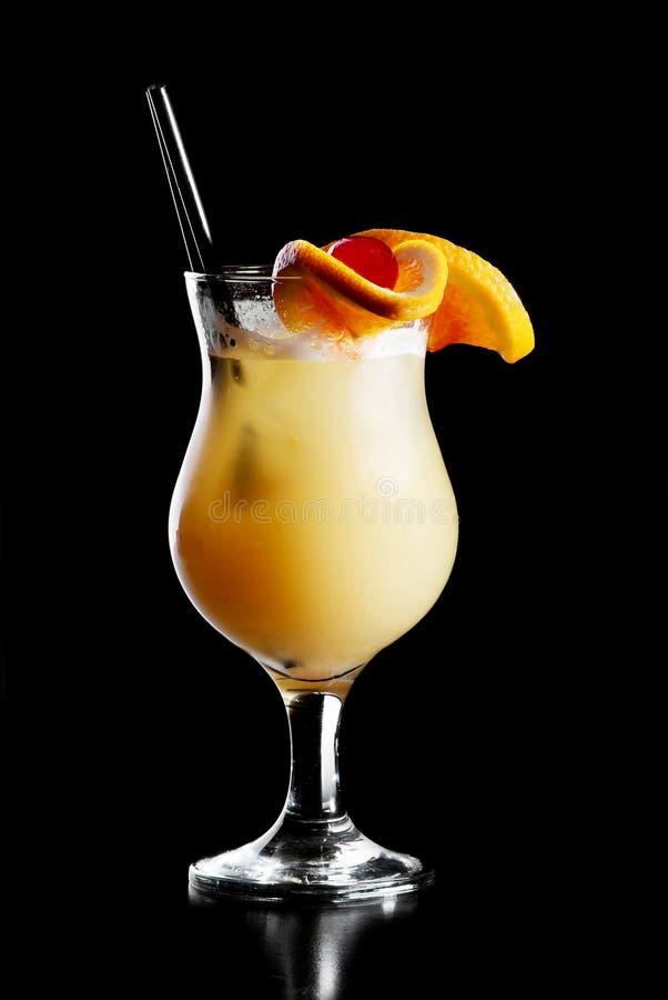 Cocktail Pina-colada stockfotografie