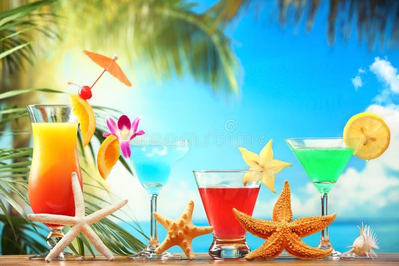 Cocktail régénérateur photographie stock libre de droits