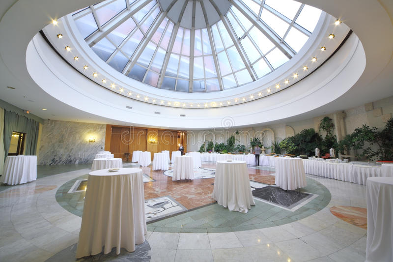 Cocktail Reception At The White Hall Editorial Image