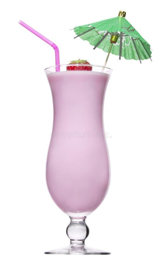 Cocktail rose photo libre de droits