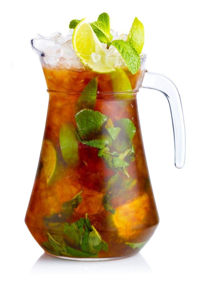 Cocktail pomme sans alcool