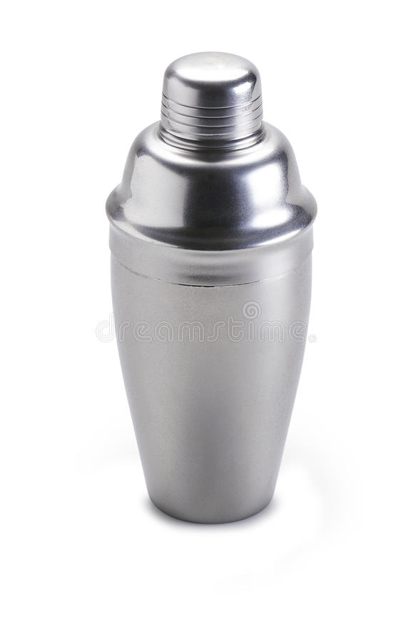 Download Cocktail shaker stock image. Image of container, isolated - 31410311