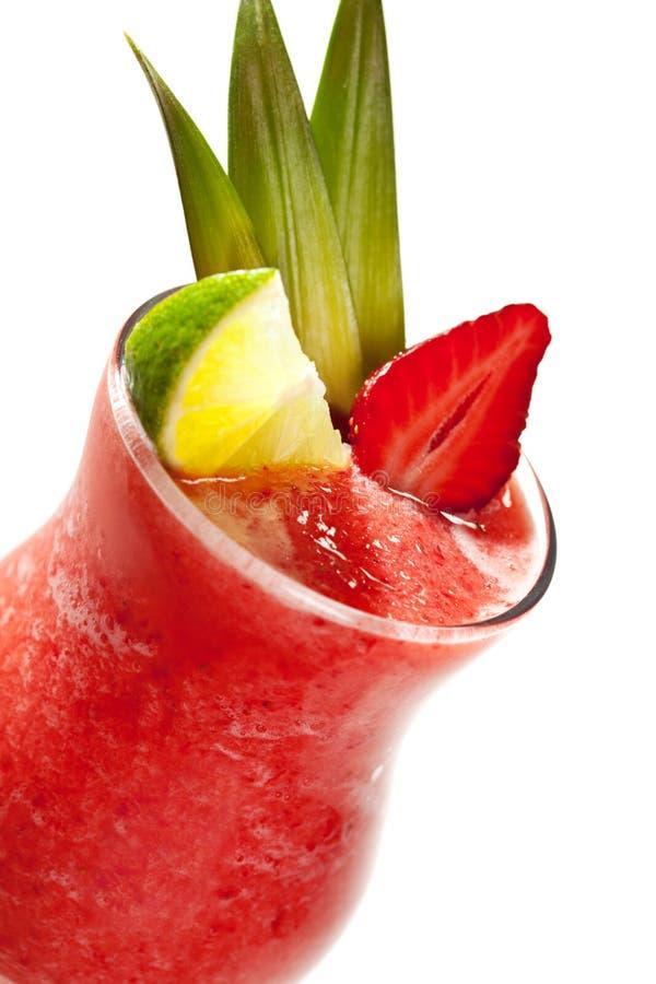 Cocktail - Smoothie da melancia fotos de stock