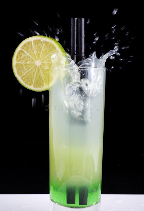 Cocktail Splash Stock Photos