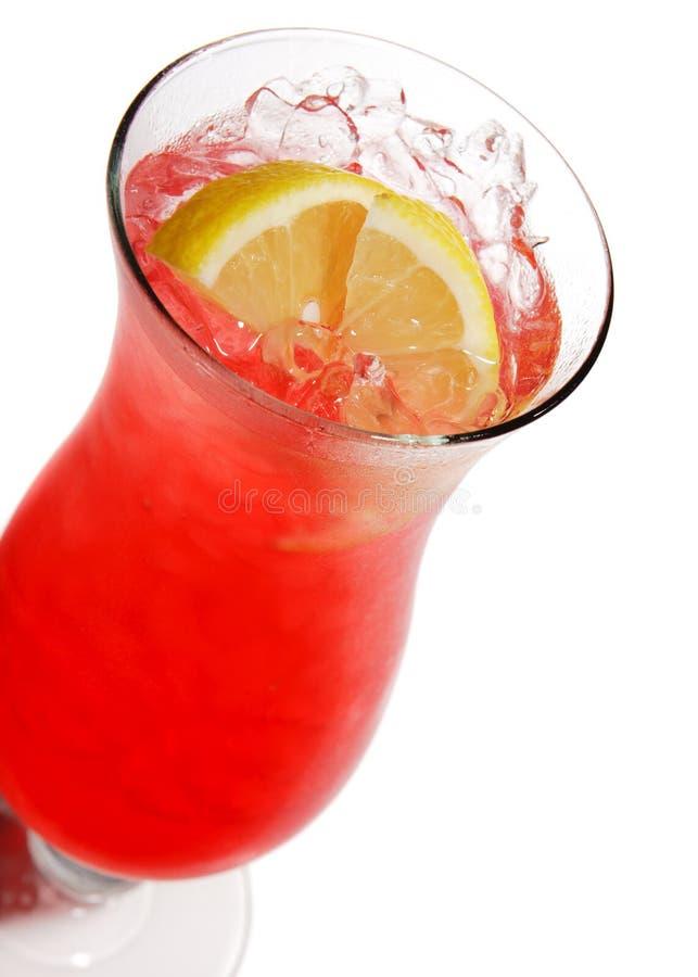 Cocktail - Super Kosmopolitisch royalty-vrije stock afbeelding