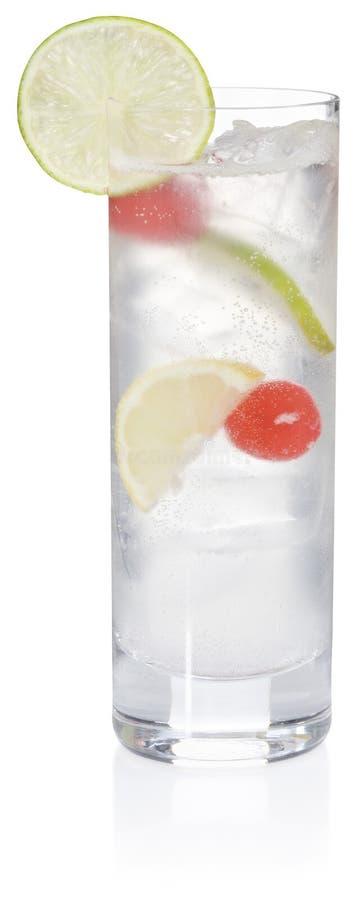 Cocktail Tom-Collins lizenzfreies stockbild