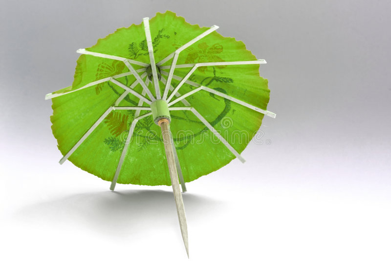 Cocktail Umbrella Royalty Free Stock Images