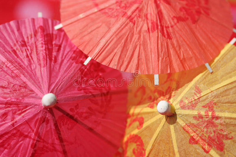 Download Cocktail umbrellas stock photo. Image of festivity, occasion - 2615416