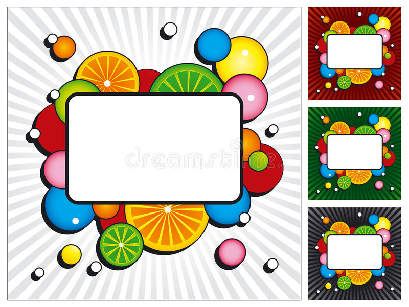 Download Cocktail Vector Backgrounds Stock Vector - Image: 8318554