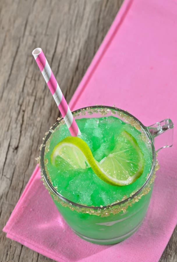 Cocktailglas royalty-vrije stock afbeeldingen