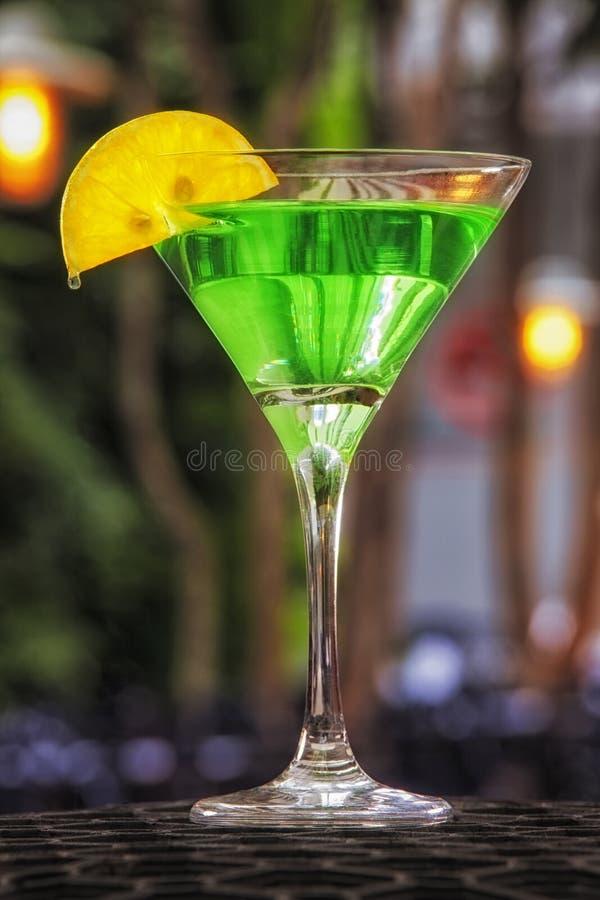 Cocktailminze lizenzfreie stockbilder