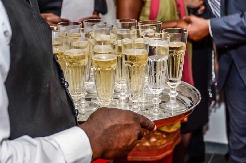Cocktailparty stockbilder