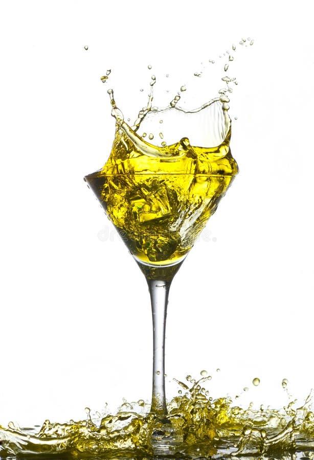 Cocktailplons stock fotografie
