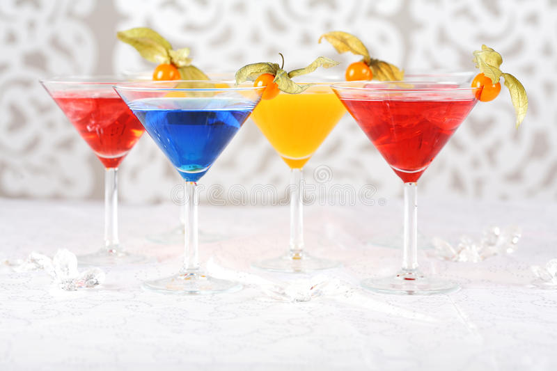 Download Cocktails stock image. Image of feast, carnival, beautiful - 13262685