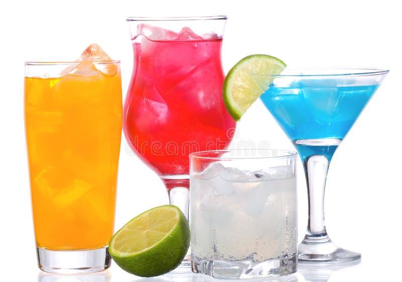 Cocktails stockfoto