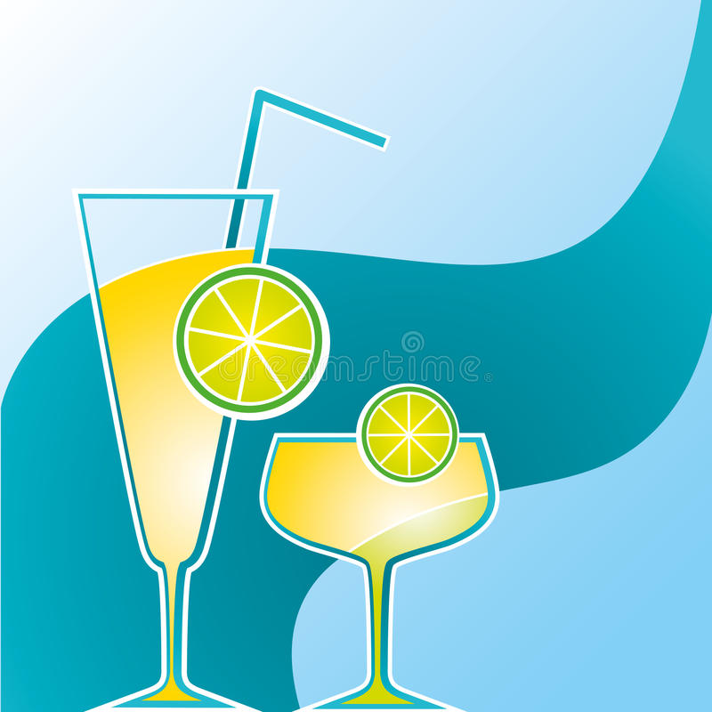 Free Cocktails Royalty Free Stock Images - 19825809