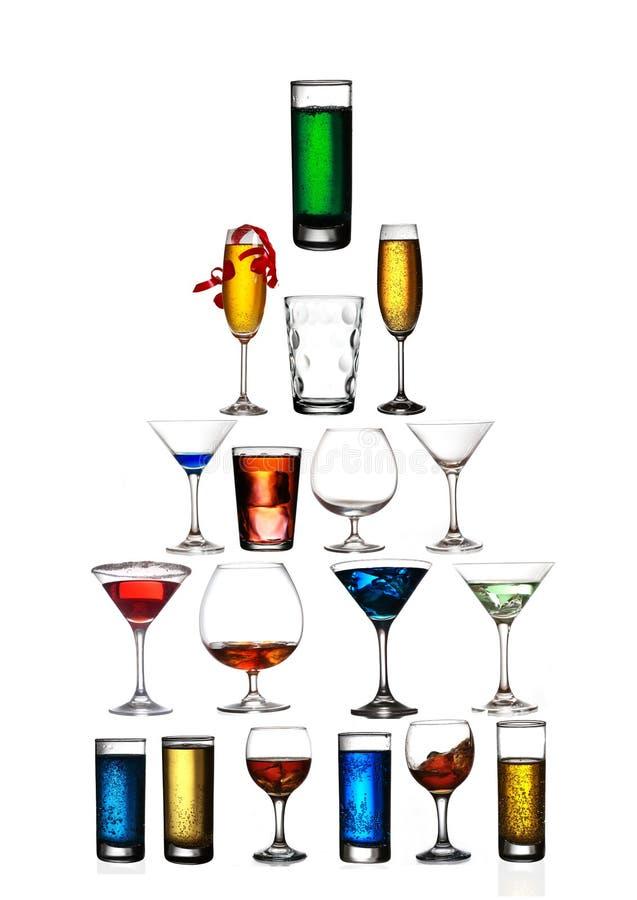 Cocktails images libres de droits