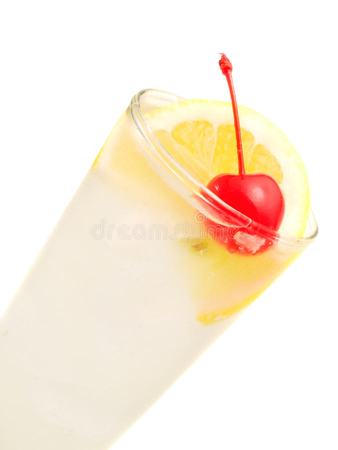 Cocktails Collection - French 75 royalty free stock image