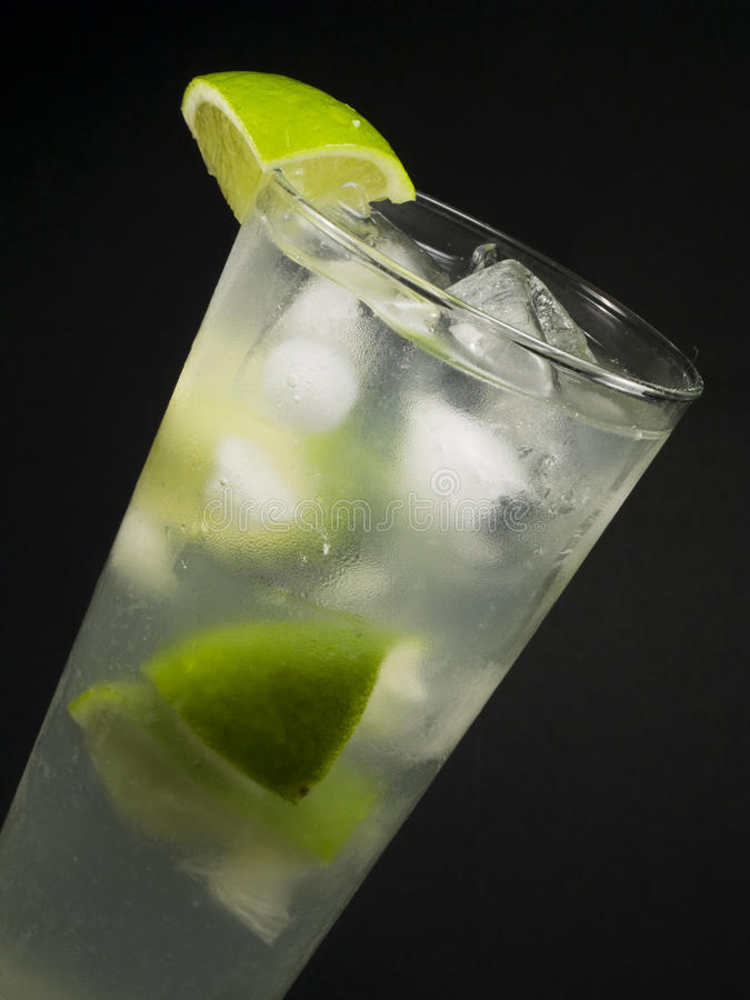 Cocktails Collection - Gin Rickey stock photos