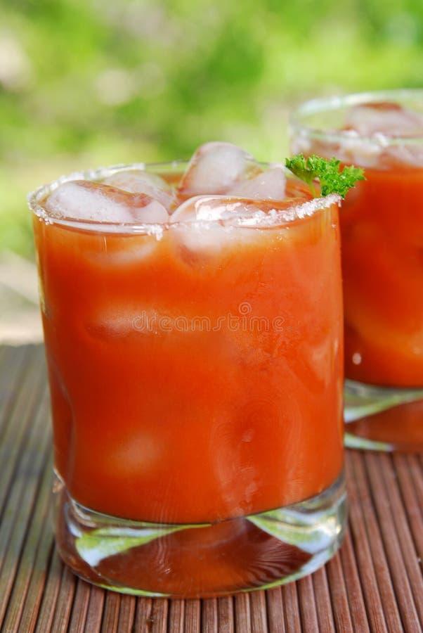 Cocktails d'été photographie stock