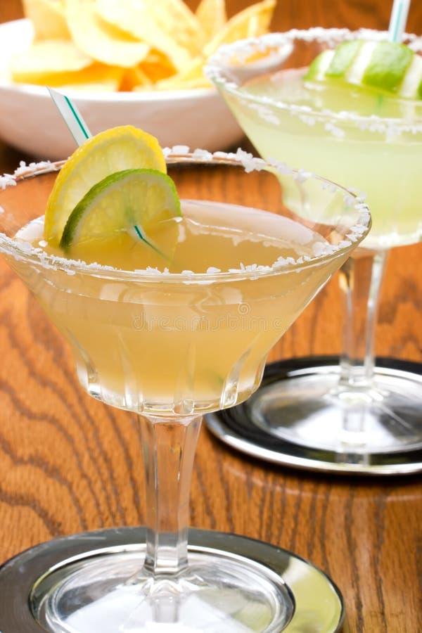 Cocktails de Tequila photo stock