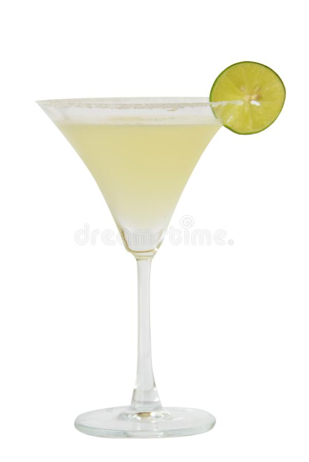 cocktails en alcohol op witte achtergrond royalty-vrije stock afbeelding