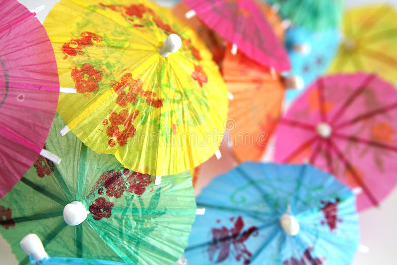 Download Cocktails umbrella stock image. Image of decorated, cocktail - 17878741