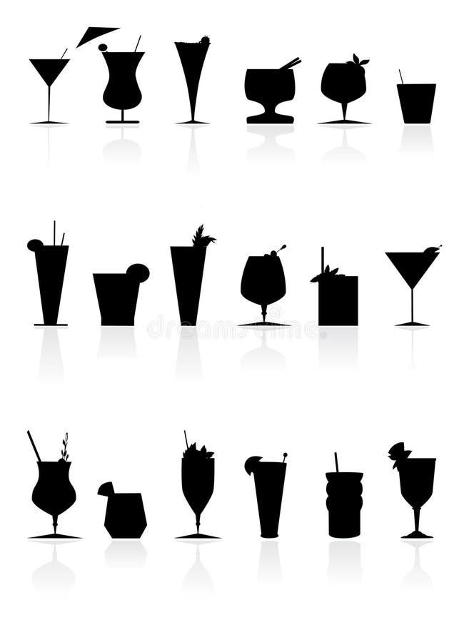 cocktails10 бесплатная иллюстрация