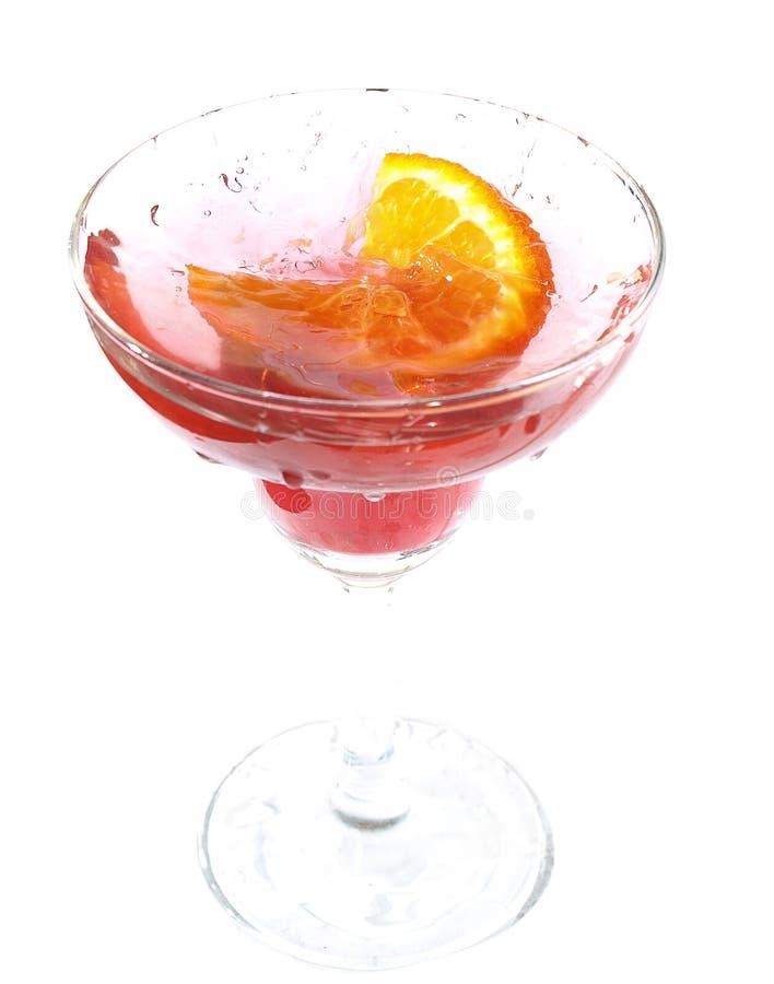 Cocktailspritzen stockfotos