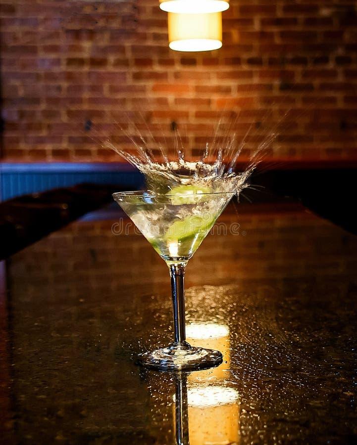 Cocktailuur royalty-vrije stock foto's