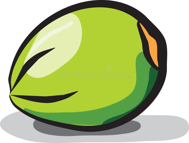 Coco ilustração stock
