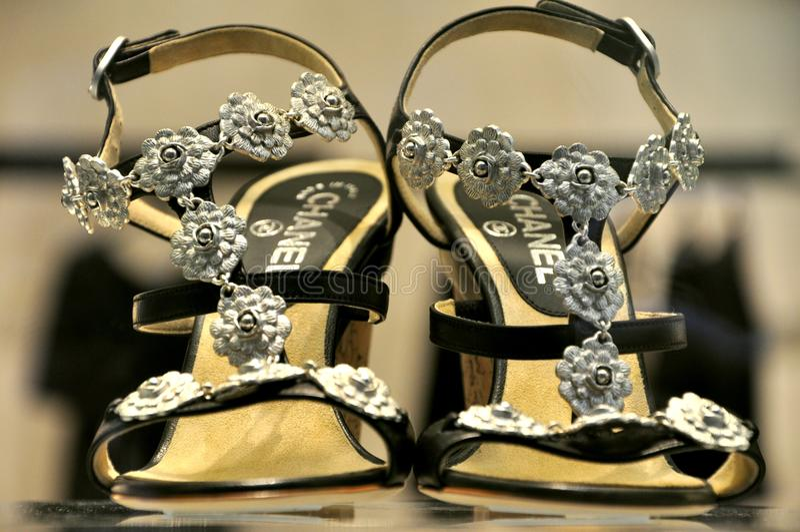 Coco Chanel summer luxury fashion